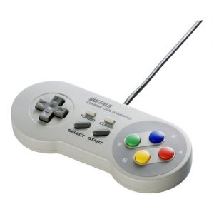 Buffalo-Classic-USB-Gamepad-for-PC-Japan-Import-0