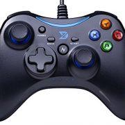 ZD-N-feedback-de-vibration-USB-par-fil-Manette-de-jeu-Gamepad-Controller-Joystick-Pour-PCWindows-XP788110-PS3-Android-Cadre-Xbox-360-noir-bleu-0