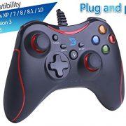 ZD-N-feedback-de-vibration-USB-par-fil-Manette-de-jeu-Gamepad-Controller-Joystick-Pour-PCWindows-XP788110-PS3-Android-Cadre-Xbox-360-noir-rouge-0-0