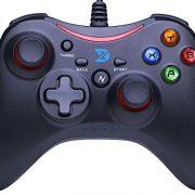 ZD-N-feedback-de-vibration-USB-par-fil-Manette-de-jeu-Gamepad-Controller-Joystick-Pour-PCWindows-XP788110-PS3-Android-Cadre-Xbox-360-noir-rouge-0