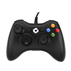 Jalex-Manette-filaire-USB-pour-Microsoft-Xbox-360-et-Windows-ordinateur-personnel-et-portable-0