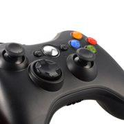 JAMSWALL-Manette-filaire-Xbox-360-Filaire-GamePad-Controller-Manette-du-Contrleur-de-Jeu-Filaire-Pour-PC-Android-TV-Box-Noir-0-0