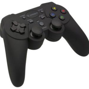 Manette-sans-fil-noire-pour-PS3PC-0