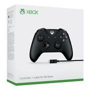 Manette-Microsoft-Xbox-One-sans-fil-cble-pour-PC-et-Xbox-0