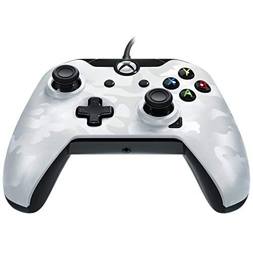 Manette-filaire-pour-Xbox-One-SXPC-Camo-Blanc-0