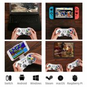 Manette-pour-Nintendo-Switch-PC-8Bitdo-SF30-PRO-Gamepad-Controller-Sans-Fil-pour-Raspberry-Pi-Android-Windows-macOS-Steam-0-0