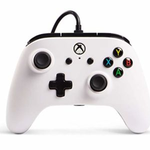 Manette-filaire-PowerA-sous-licence-officielle-pour-Xbox-One-Xbox-One-S-Xbox-One-X-Windows-10-Blanc-0