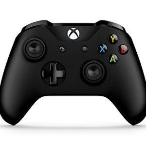 Microsoft-Manette-Sans-Fil-pour-Xbox-One-Noir-0